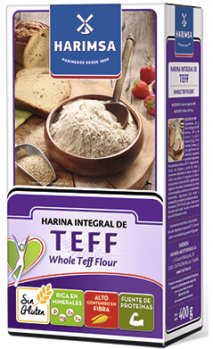 Wholemeal Teff
