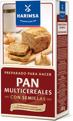 Pan multicereales